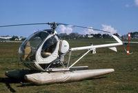 OO-PEV @ EGJJ - EGJJ 1977 Jersey Air Rallye