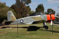 A85-403 @ WAGGA WAGG - Preserved RAAF Wagga Wagga NSW - by Nick Dean