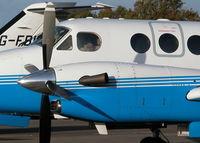 N441FP @ EGLK - PRATT AND WHITNEY CANADA PT6A-60A - by BIKE PILOT