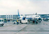 UK-91009 @ LFPB - Ilyushin Il-114-100 at the Aerosalon 1999, Paris