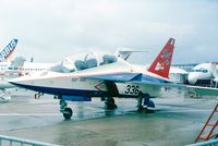 RA-43130 @ LFPB - Yakovlev Yak-130 MITTEN at the Aerosalon 1999, Paris