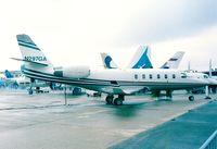 N297GA @ LFPB - IAI Astra SPX at the Aerosalon 1999, Paris