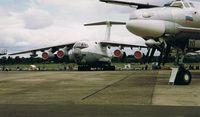 34 @ EGVA - ILYUSHIN IL-76 - Russian Air Force - by Noel Kearney