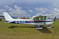 G-BJXZ @ EGBP - Seen at PFA Flying for Fun Kemble 2006 - by Ray Barber