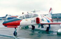 206 @ LFPB - Nanchang K-8 Karakorum (AVIC demonstrator) at the Aerosalon 1999, Paris - by Ingo Warnecke