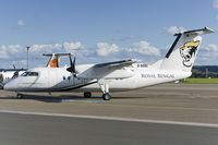 D-BOBL @ EDDR - ex Cirrus Airlines DHC8-102A, sold to Royal Bengal in 2007 - by FBE