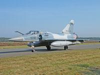 120 @ EBBL - Dassault Mirage 2000C/French Air Force/Kleine Brogel - by Ian Woodcock