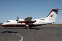 C-GASB @ CYZF - Arctic Sunwest DHC 8-100 - by Andy Graf-VAP