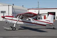C-GPHO @ CYZF - Air Tindi Cessna 185 - by Andy Graf-VAP