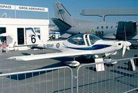 D-ERAF @ LFPB - Grob G.115E at the Aerosalon 1999, Paris - by Ingo Warnecke