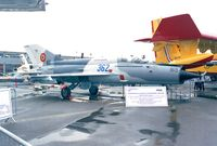 165 @ LFPB - Mikoyan i Gurevich MiG-21bis-L FISHBED at the Aerosalon 1999, Paris - by Ingo Warnecke
