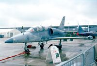 5501 @ LFPB - Aero L-139 Albatros 2000 of the Czech Air Force at the Aerosalon 1989 Paris - by Ingo Warnecke
