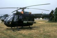 86 70 @ EHDL - Seen on the static of the KLu75 airshow at Deelen. - by Joop de Groot