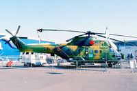 28 @ LFPB - IAR 330L Socat of the Romanian Air Force at the Aerosalon 1999, Paris