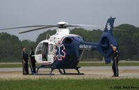 N138LN @ NTU - Medevac making a mid-day appearance - by Paul Perry