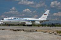 RA-96009 @ UUDD - Domodedovo Airlines - by Thomas Posch - VAP