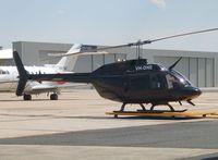 VH-ONE @ YMEN - Bell 206B