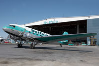 C-GPNR @ CYZF - Buffalo Airways DC 3 - by Andy Graf-VAP