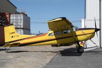 C-GWXI @ CYZF - Air Tindi Cessna 185 - by Andy Graf-VAP