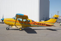 C-GXAP @ CYZF - Cessna 206 - by Andy Graf-VAP