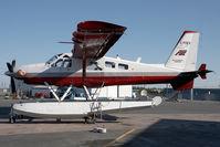 C-FOEV @ CYZF - Artic Sunwest DHC-2 - by Andy Graf-VAP