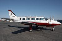 C-FSWN @ CYZF - Arctic Sunwest Piper PA-31 - by Andy Graf-VAP