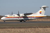 C-FTCP @ CYZF - First Air ATR42 - by Andy Graf-VAP
