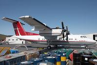 C-GCEV @ CYZF - Air Tindi DHC-7 - by Andy Graf-VAP