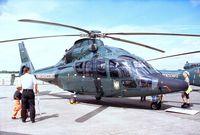 D-HLTH @ EDKB - Eurocopter EC155B of the Bundesgrenzschutz at the Bonn-Hangelar 90-year jubilee-airshow - by Ingo Warnecke