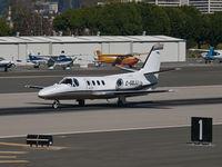 C-GQJJ @ KSMO - C-GQJJ departing from RWY 21 - by Torsten Hoff