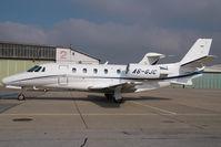 A6-GJC @ VIE - Cessna 560XL - by Dietmar Schreiber - VAP