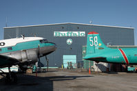 C-GJKM @ CYZF - Buffalo Airways DC 3 - by Andy Graf-VAP
