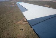 C-GPNR @ CYHY - Buffalo Airways DC 3 - by Andy Graf-VAP