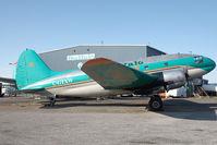 C-GTXW @ CYZF - Buffalo Airways C-46 - by Andy Graf-VAP