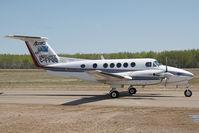 C-FPQQ @ CYOJ - Alberta Air Ambulance Beech 200 - by Andy Graf-VAP