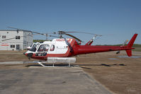 C-FWCL @ CYOJ - Delta Helicopters AS350 - by Andy Graf-VAP