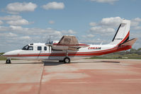 C-GWEW @ CFX4 - Conair Aero Commander 690 - by Andy Graf-VAP
