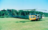 71 59 - Bell (license built by Dornier) UH-1D of the Luftwaffe at the Langenfeld airshow