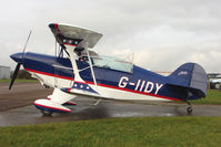 G-IIDY @ EGBG - at Leicester on the All Hallows Day Fly-in