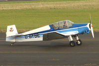 G-BYBE @ EGBG - Jodel D120A at Leicester on the All Hallows Day Fly-in