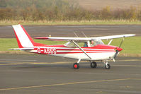 G-ASSS @ EGBG - Cessna 172E from Filton at Leicester on the All Hallows Day Fly-in