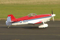 G-IDII @ EGBG - Darlow One Design at Leicester on the All Hallows Day Fly-in