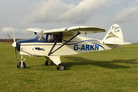 G-ARKN @ EGBG - Piper Colt at Leicester on the All Hallows Day Fly-in