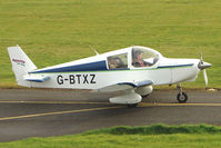 G-BTXZ @ EGBG - ZENITH CH 250 at Leicester on the All Hallows Day Fly-in