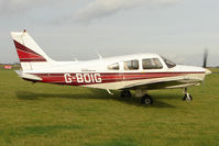 G-BOIG @ EGBG - Pa-28-161 at Leicester on the All Hallows Day Fly-in