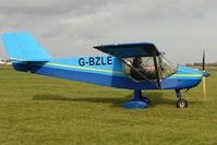 G-BZLE @ EGBG - Rans S6-ES at Leicester on the All Hallows Day Fly-in