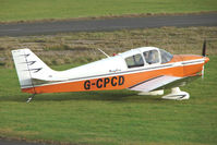 G-CPCD @ EGBG - Centre Est Aeronautique CEA DR221 at Leicester on the All Hallows Day Fly-in