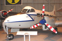 VP952 @ EGWC - exhibited at the RAF Museum at Cosford