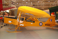 WE600 @ EGWC - exhibited at the RAF Museum at Cosford