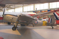 WP912 @ EGWC - exhibited at the RAF Museum at Cosford